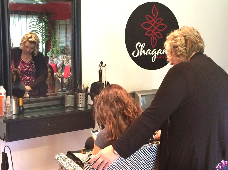Shagan Salon
