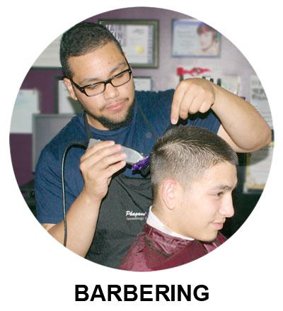 Barbering Program & Course Information