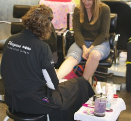 Pedicures are in demand for summer