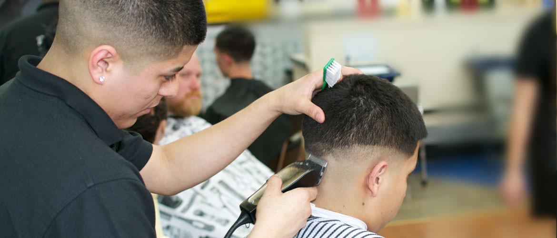 Barbering Program Information
